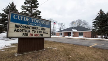 Clyde Twp. officials look at hall addition