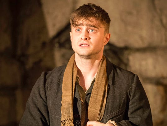 Daniel Radcliffe (Billy). by Johan Persson (2)