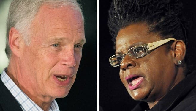 Sen. Ron Johnson, a Republican, and U.S. Rep. Gwen Moore, a Democrat, exchanged tweets this week over the volume of calls to congressional offices.