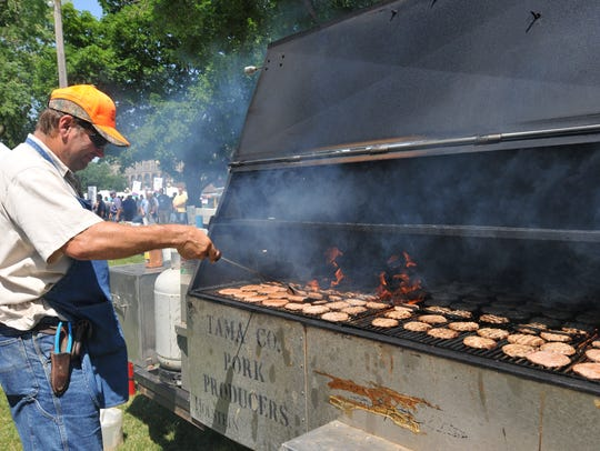 Attendees will find no shortage of mouthwatering grilled