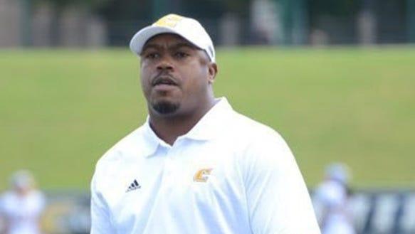 Franklin alum Shawn Bryson is the new football coach
