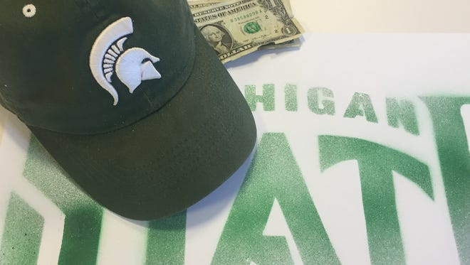 Michigan State University said a database of 400,000 alumni, students and staff were targeted by cyber criminals on Nov. 13.