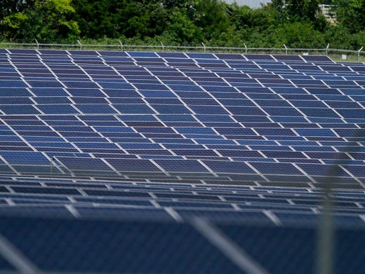 Missouri S Largest Solar Farm Is Producing Power