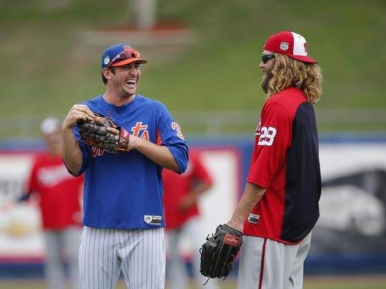 Matt Harvey,Jayson Werth