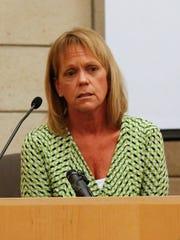 Cyndy McComas, the mother of Alexander Kozak