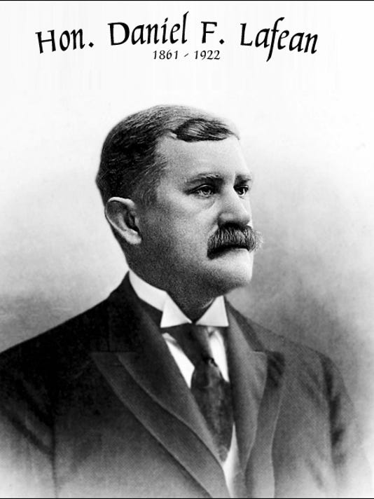 ff0f95ef Daniel F. Lafean (George Prowell's 1907 History of York County, PA