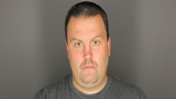 Greg Yontz faces felony drug charges following a police raid on Wednesday.