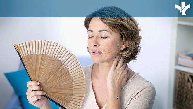 The most famous (or infamous) symptom of menopause is hot flashes, but there are many more.