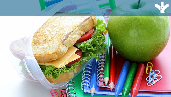 Is your lunch box ready for a new school year?