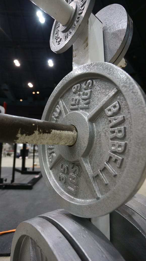 The state powerlifting meet is set for Saturday at the Mississippi Coliseum.