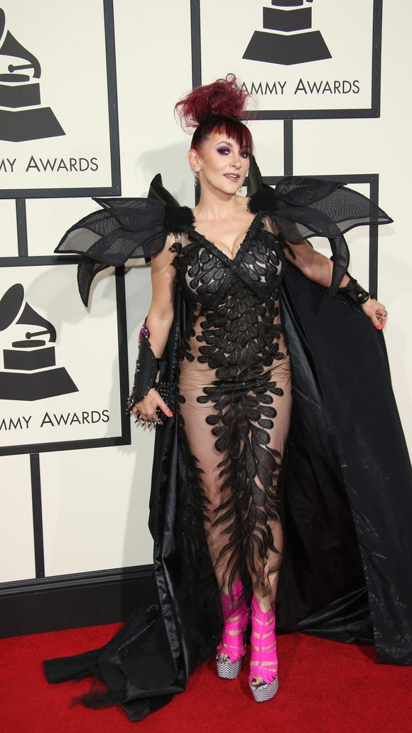 9 worst dressed at the grammy awards