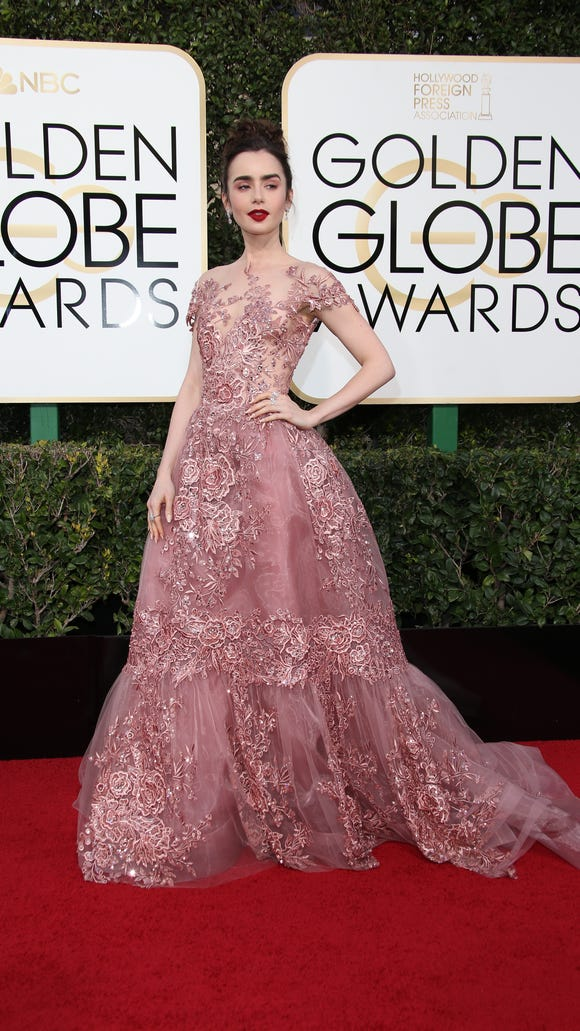 Golden Globes: The 10 best dressed