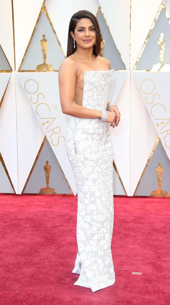 The 'Quantico' actress still shines.