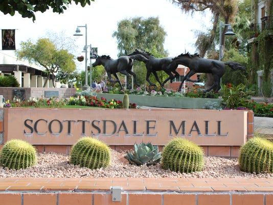 Scottsdale Civic Center Mall