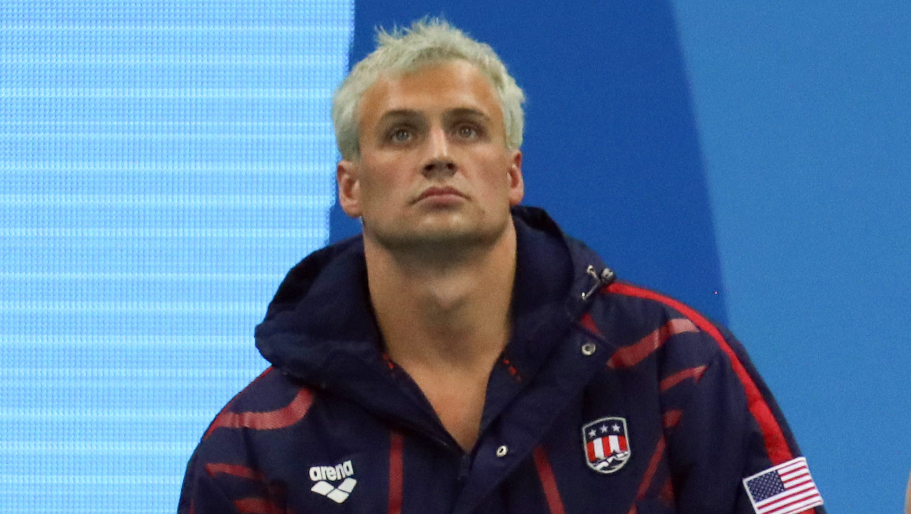 Police Say Ryan Lochte Swimmers Lied About Alleged Robbery