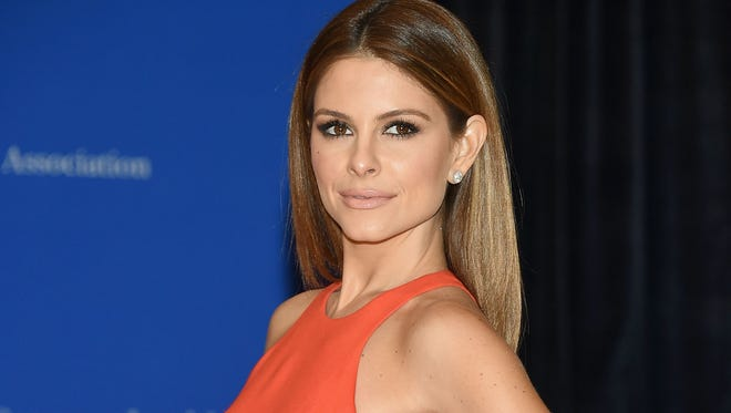 Maria Menounos at the 2015 Annual White House Correspondents' Association Dinner.
