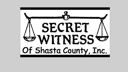 Secret Witness of Shasta County