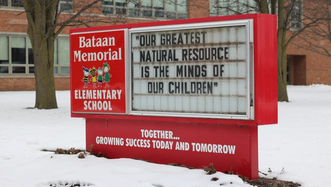 Superintendent Pat Adkins said the students at Bataan Memorial Elementary School tend to be very supportive toward one another.