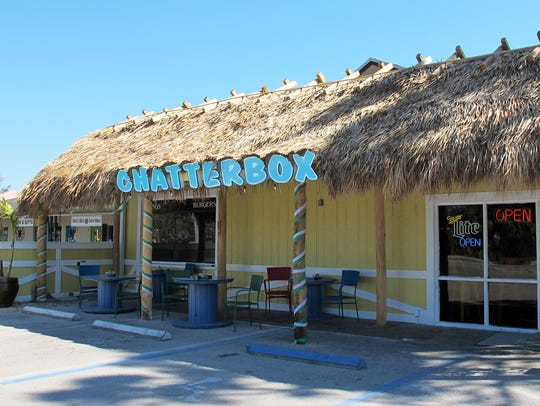 Chatterbox restaurant recently opened on Bonita Beach