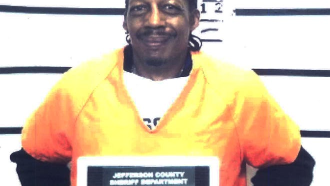 This 2016 booking photo released Monday, Aug. 21, 2017, by the Jefferson County Prosecutor's Office shows Nathaniel Richmond, who authorities said shot and wounded a judge outside a county courthouse Monday in Steubenville, Ohio, before being gunned down by a probation officer. (Jefferson County Prosecutor's Office via AP)