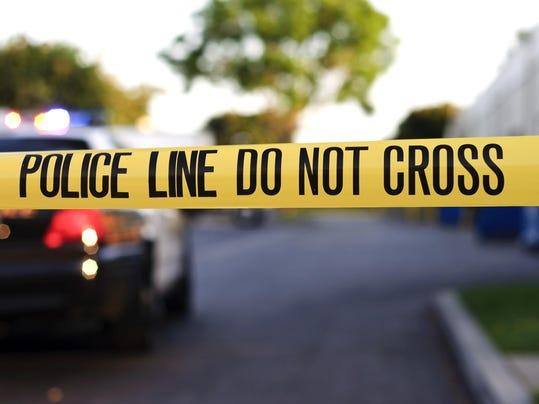 CRIME do not cross tape