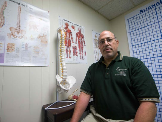 Dave Wilderman is a physical therapist with 29 years