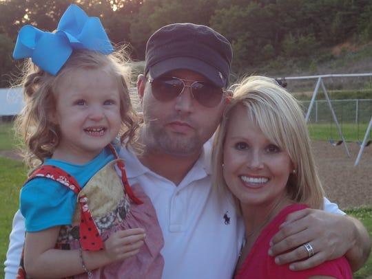 Jaylen Garrett's parents Cindy and Anthony went through
