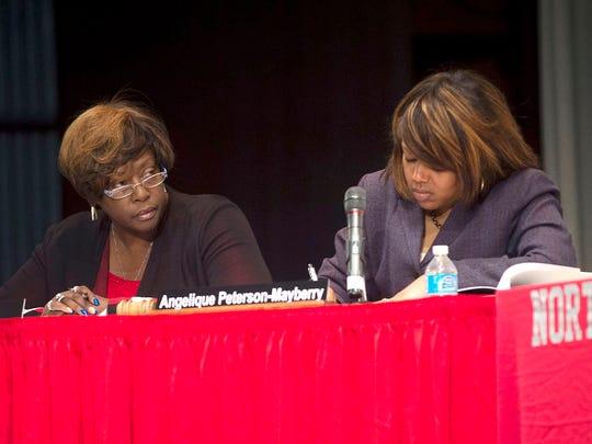 Detroit Public Schools Community District Board of