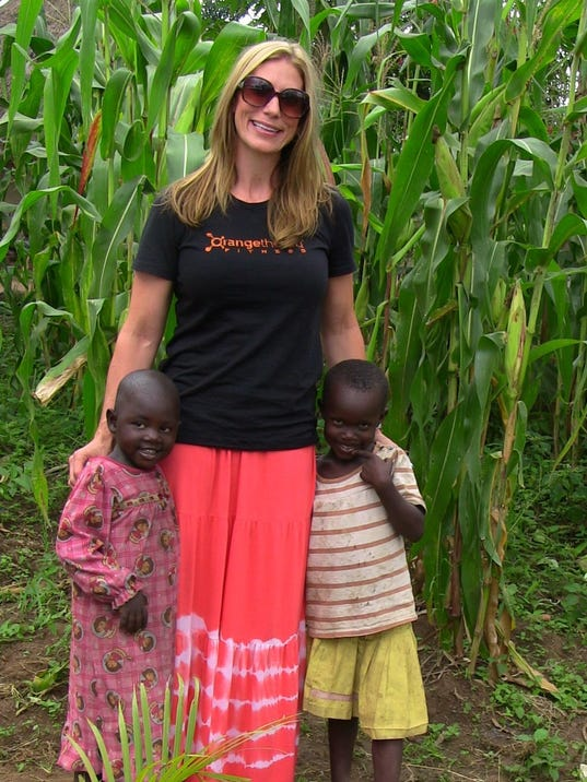 Orangetheory Uganda Becky Renner