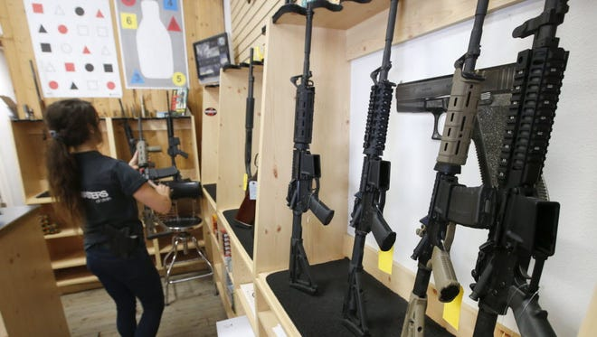 Initiative 1639 would raise the minimum age to buy a semi-automatic rifle from 18 to 21.