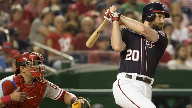 Have Daniel Murphy and the Nationals improved this offseason?