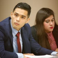 'It's my fault,' El Paso police officer says in 911 call heard at trial in son's drowning