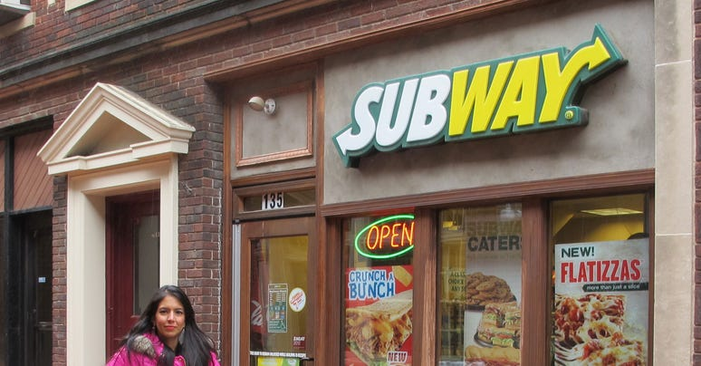 Subway To Remove Chemical From Bread