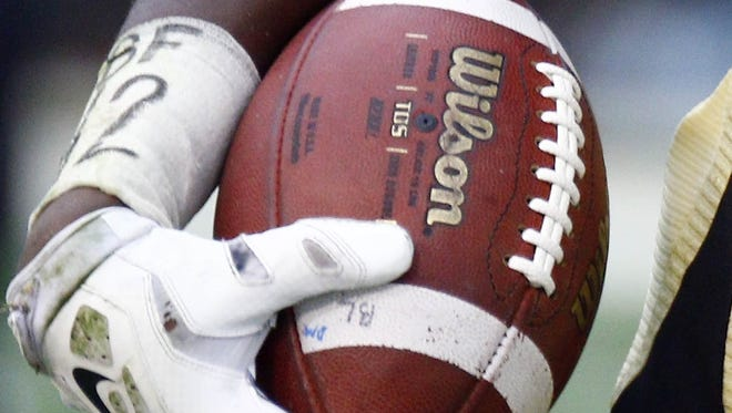 Week 1 high school football scores