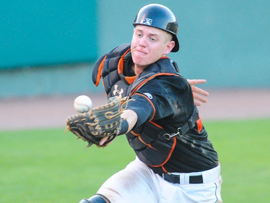 Chance Sisco, a former Shorebird, is the only Orioles prospect that will play in the 2016 All-Star Futures Game.