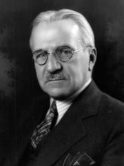 Albert Kahn, architect of the Fisher Building