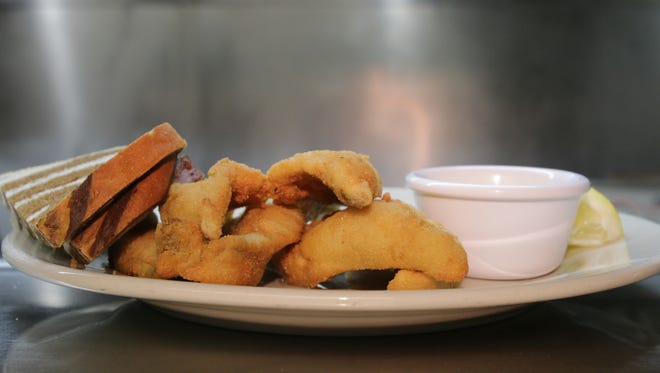 Friday fish fries are abundant and popular during Lent at restaurants, churches, taverns and supper clubs.