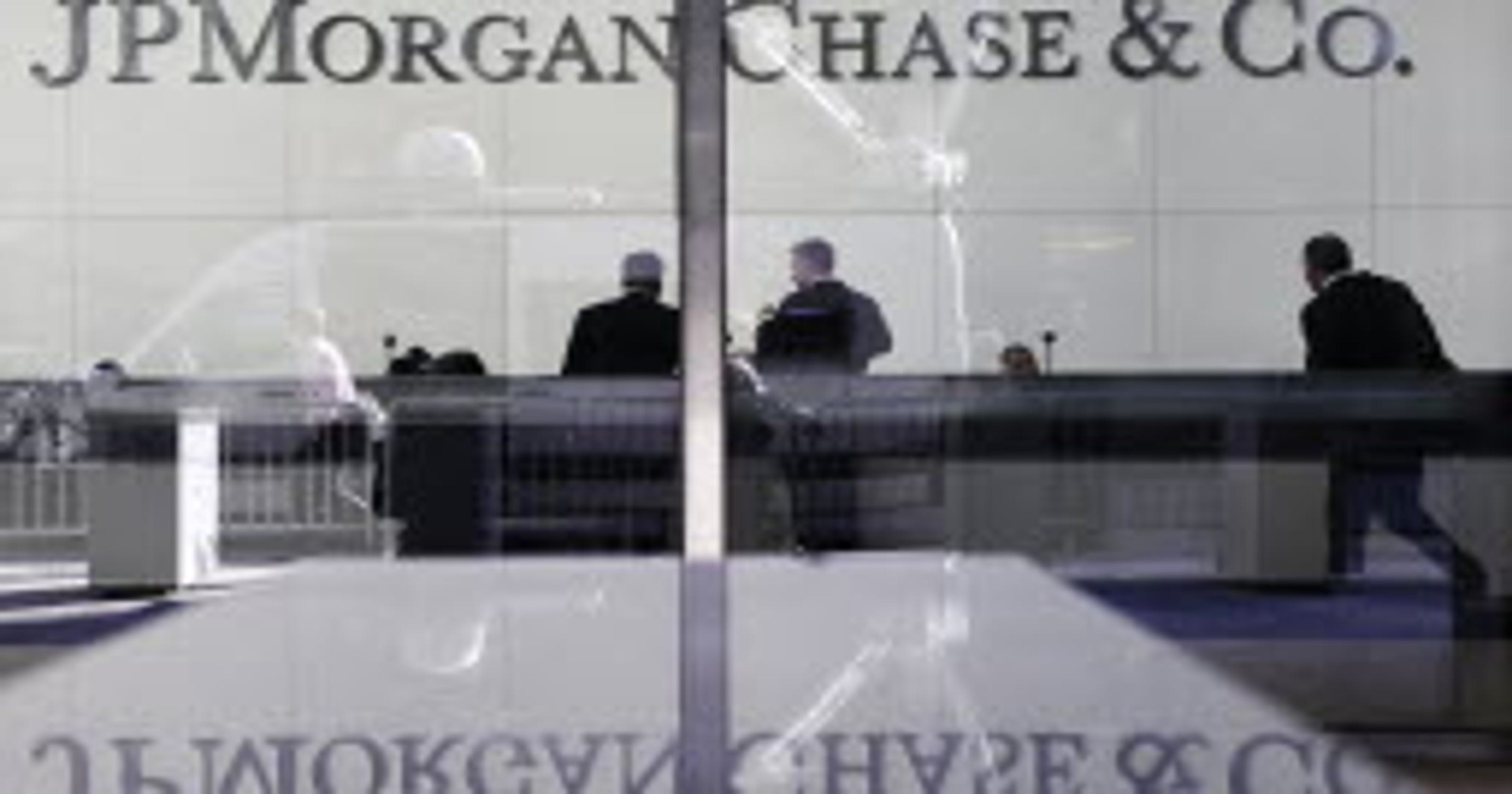Jpmorgan Fined 920 Million For London Whale Chase Manhattan Bank Wiring Instructions