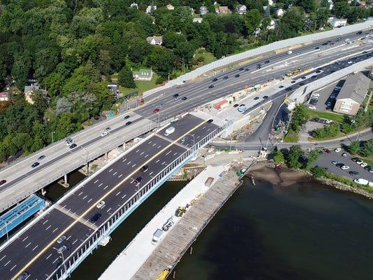 Mario Cuomo Bridge over River Road