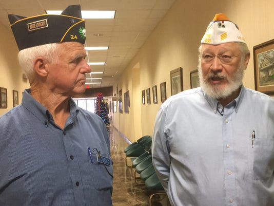Veterans need new bus