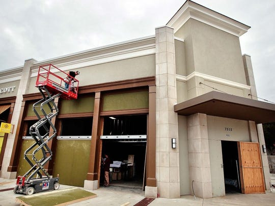 The newly renovated and expanded Saddle Creek shopping center in Germantown announced three new retailers are locating there.