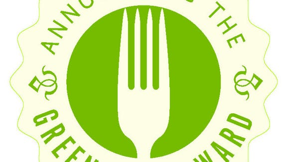 A new certificate will go to restaurants downtown that participate in new composting program.