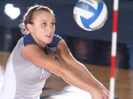 Paige Pridgeon graduated from Lincoln in 2009 as the All-Big Bend Player of the Year and went on to play at the University of North Florida.