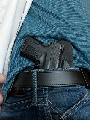 New Florida legislation will allow courts and law enforcement officers to seize firearms from people with mental health disorders who may be a threat to themselves of others.