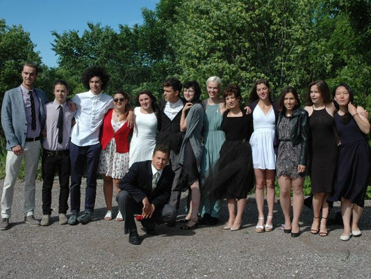 LCWS Class of 2015