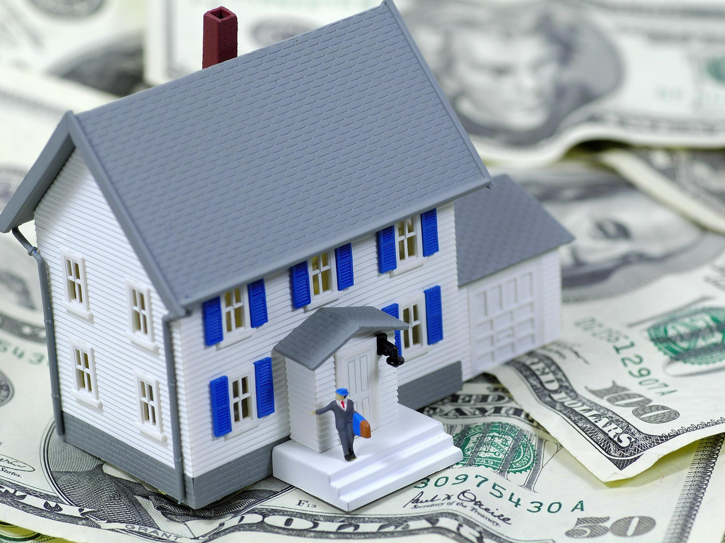 New Jersey's property tax is the highest in the nation.