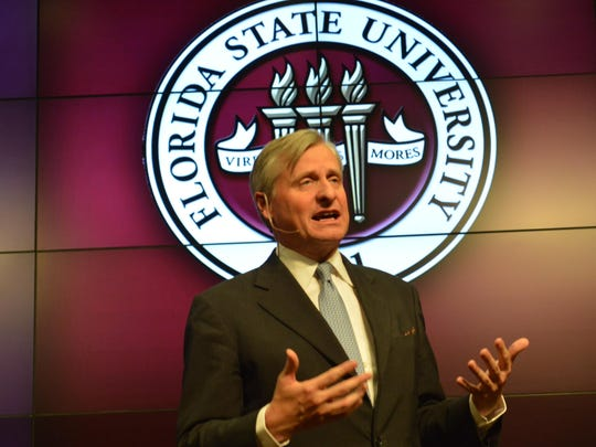 """Presidential historian Jon Meacham: """"We've had rough moments before, and we've come out of them largely because of the reassertion of the basic constitutional order."""""""