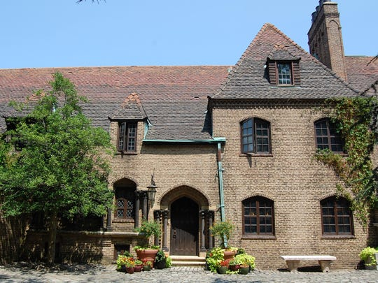 Falaise, located at Sands Point Preserve, was designed in the style of a 13th-century Norman manor house.