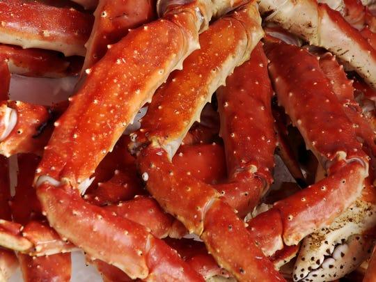Celebrate the Crab Carnival at Washington Platform Saloon and Restaurant.