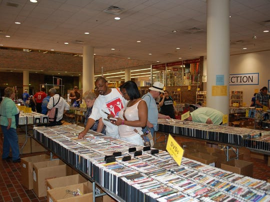 Friends of the Public Library Used Book Sale